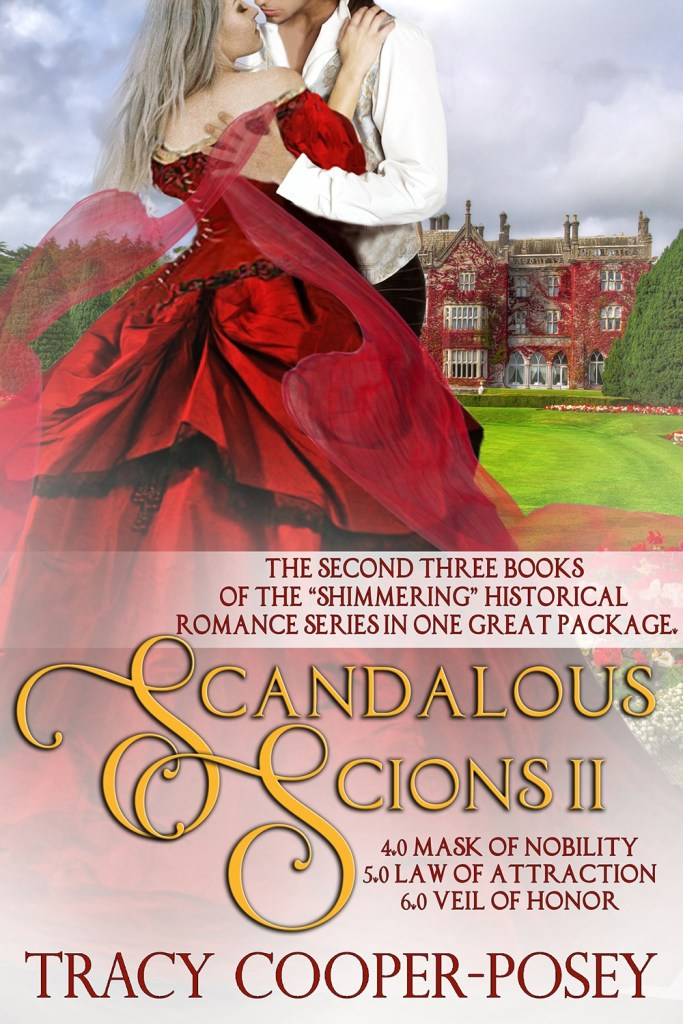 Scandalous Scions Two Cover