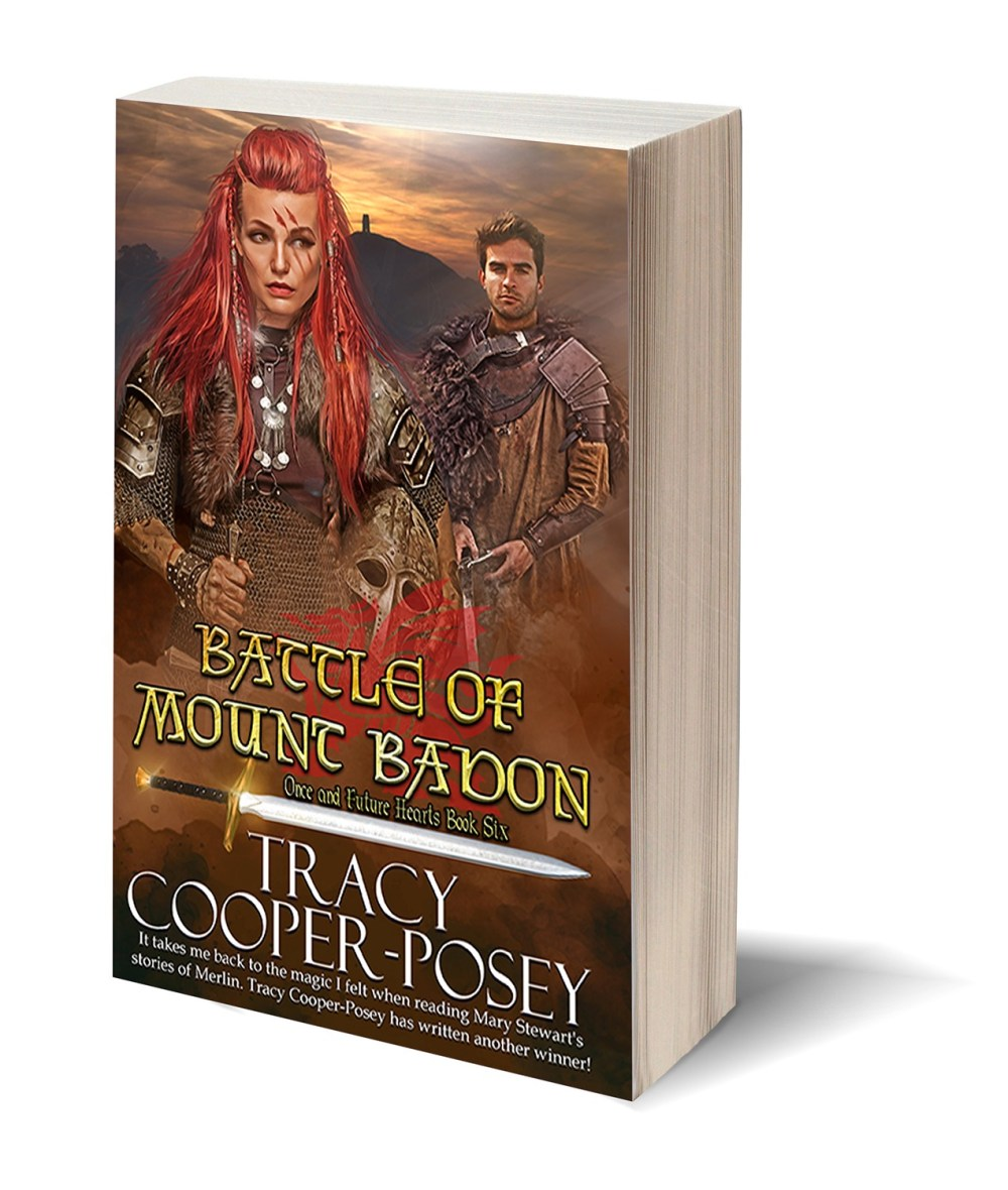 Battle of Mount Badon Cover