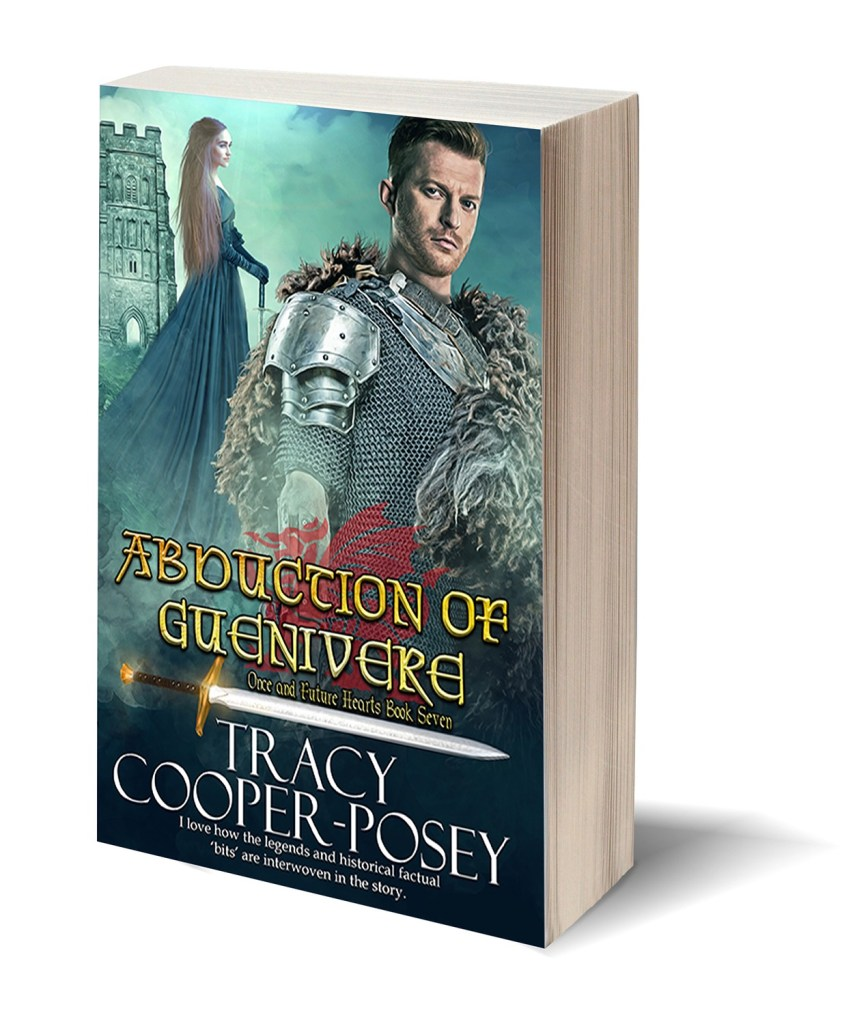 Abduction of Guenivere Cover
