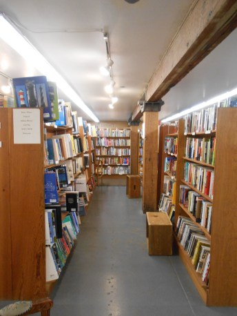 the underground store of books used & rare :)