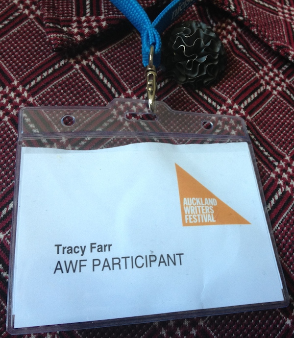 Auckland Writers Festival 2015