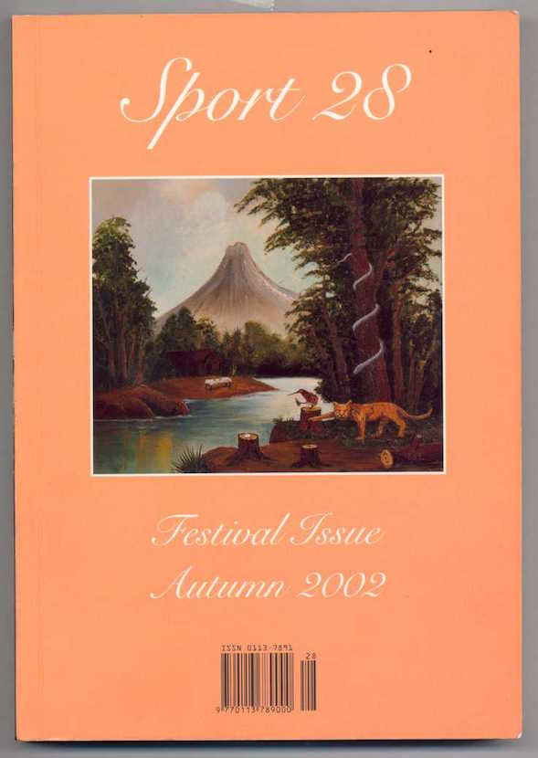 Sport 28 - Autumn 2002