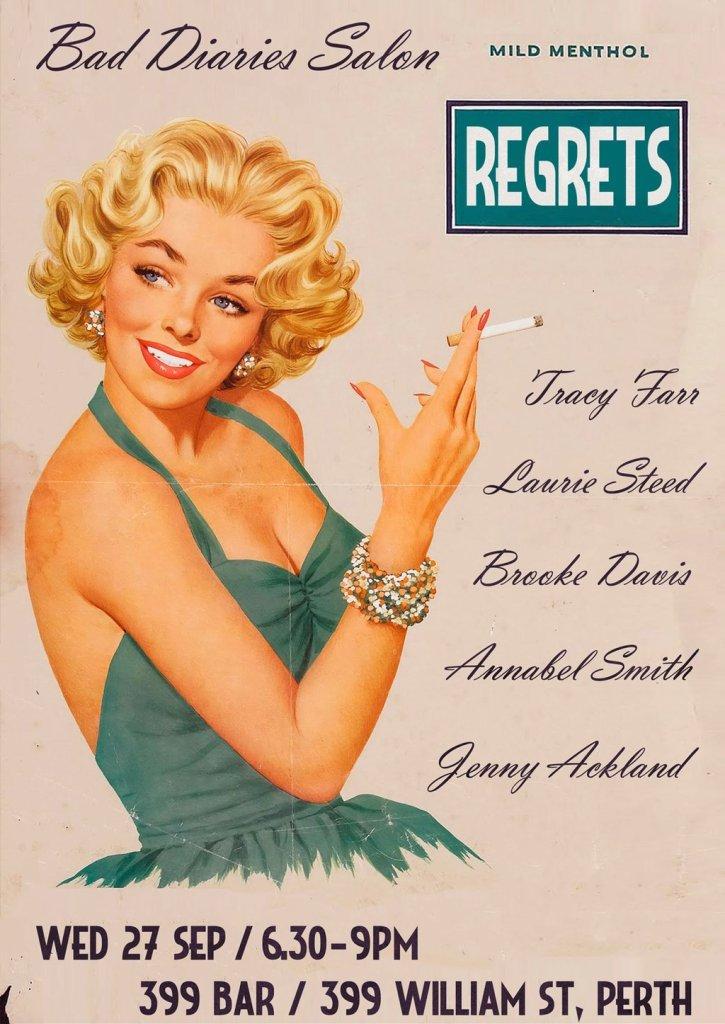 Regrets #3 by @robertlukins