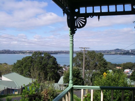 View from Signalman's House