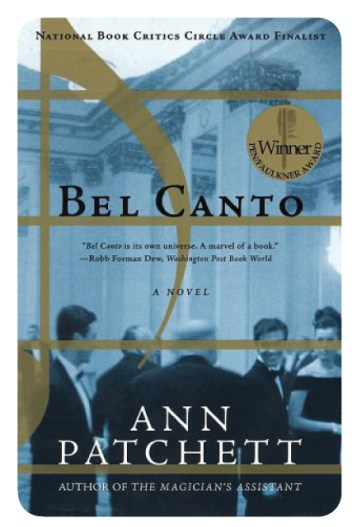 Bel Canto, which had to go back to the library