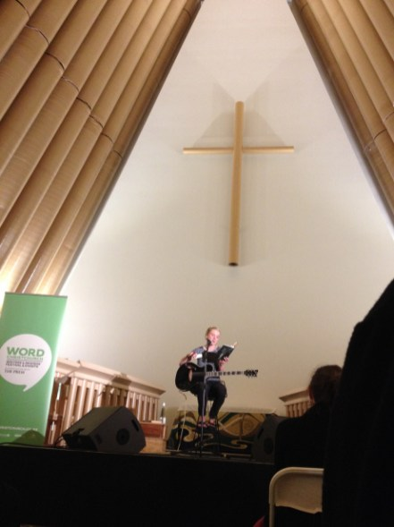 Kristin Hersh at the Transitional Cathedral