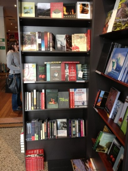Lena Gaunt's a local in Fremantle (New Edition Bookshop)