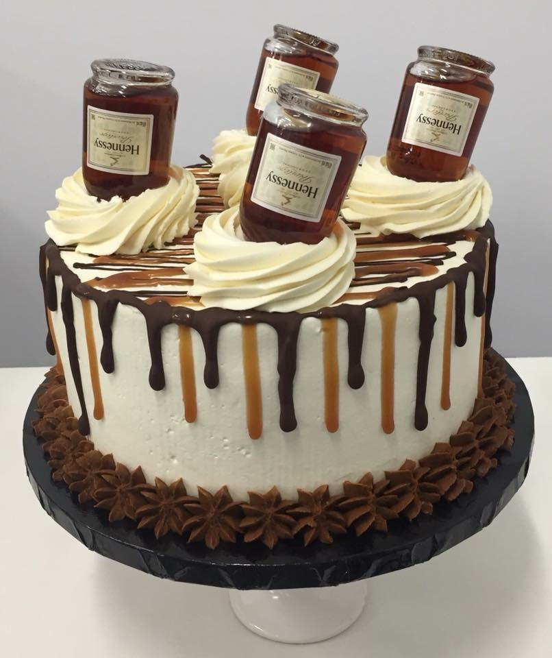 Remarkable Sacramento Creative Cake Series 1 Hennessy Personalised Birthday Cards Cominlily Jamesorg