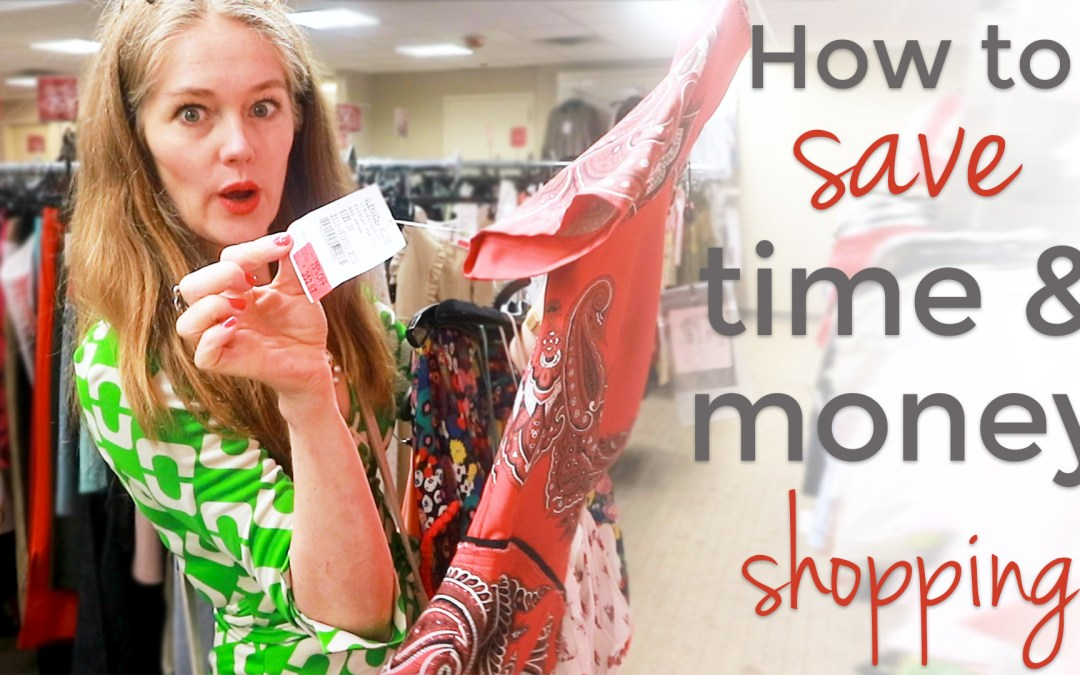 How to shop for women over 40 - save time and money clothes shopping