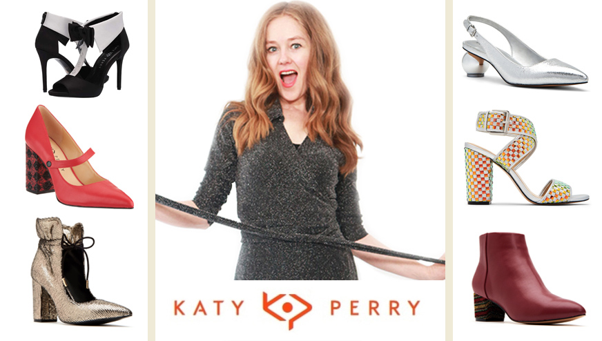 Tracy Gold Katy Perry Collection QVC