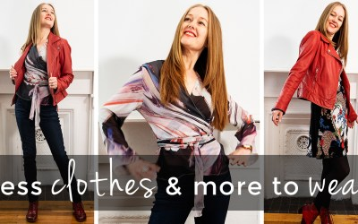 Less clothes and MORE TO WEAR