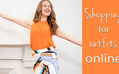 Get Ready With Me for QVC – Shopping for outfits online