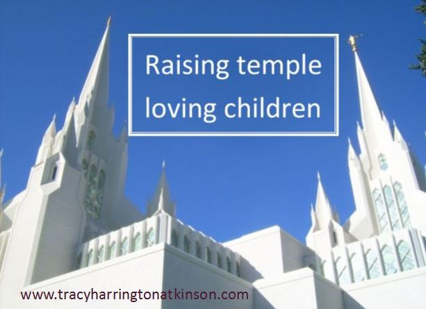 Raising Temple Loving Children