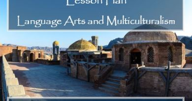 Lesson Plan -Language Arts and Multiculturalism