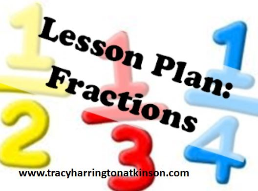 Lesson Plan -Fractions