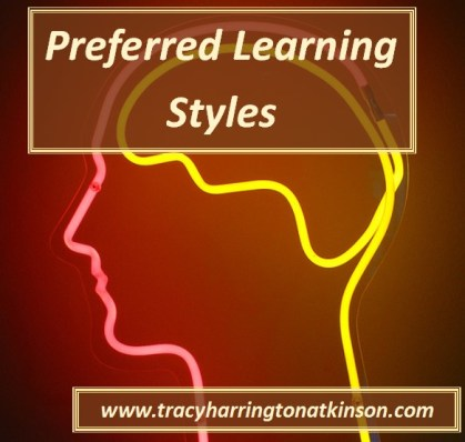 preferred learning styles