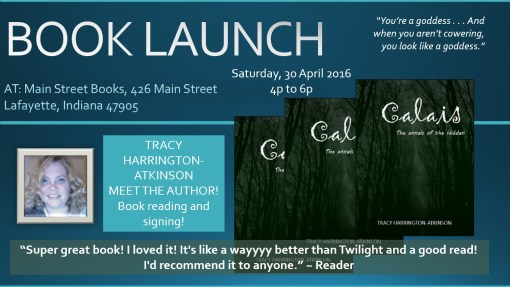 Book Launch for the Greek Mythology series: Annals of the Hidden