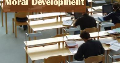 William Perry's Scheme of Intellectual and Moral Development