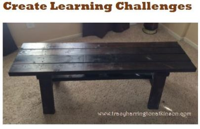Create Learning Challenges