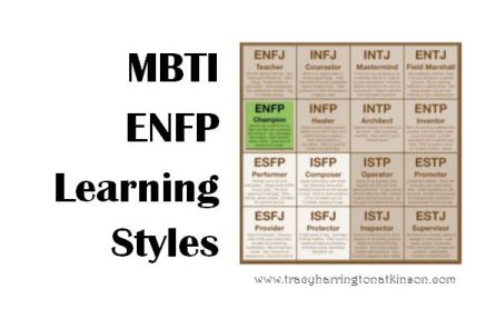 MBTI ENFP (Extraversion, Intuition, Feeling, Perceiving