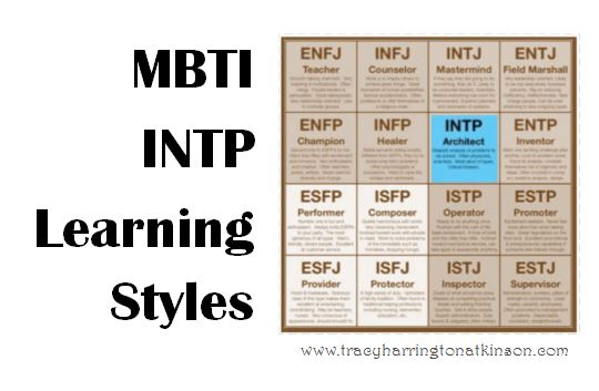 MBTI INTP (Introversion, Intuition, Thinking, Perceiving) Learning Styles