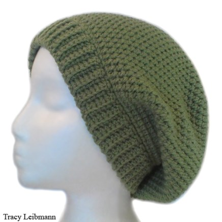 Slouchy Hat, Tea Leaf