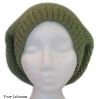 Slouchy Hat, Tea Leaf