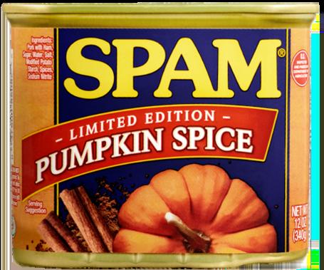pumpkin-spice-spam