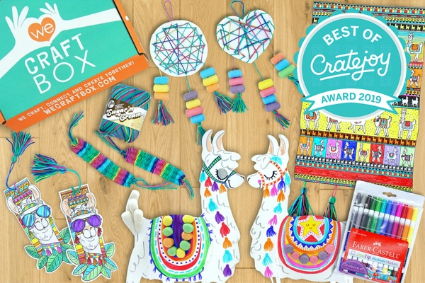 Cratejoy - We Craft Box