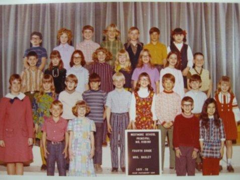Mrs.-Bagleys-4th-Grade-Class-1971-72