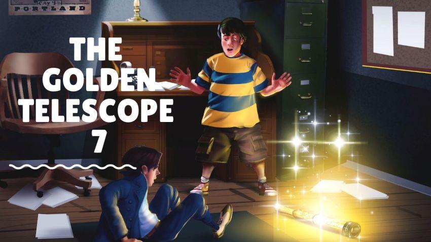 The Golden Telescope 7