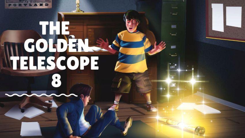 The Golden Telescope 8