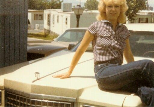 Skinny Tracy Age 20 - 1982