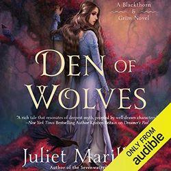 Den of Wolves audiobook cover