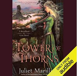 Tower of Thorns audiobook cover