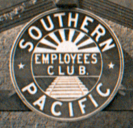 SP Clubhouse Sign