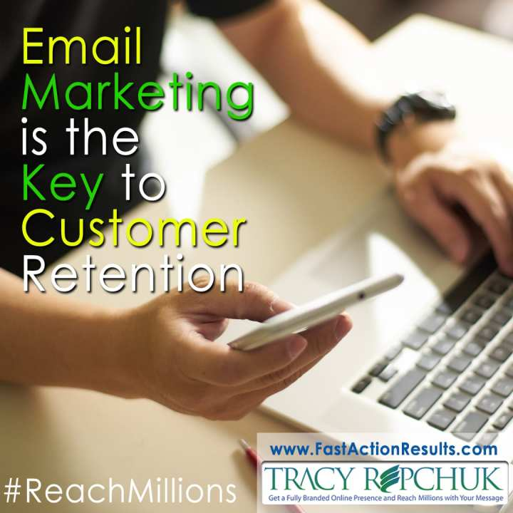Email Marketing is the Key to Customer Retention