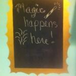 Magic Happens Here!
