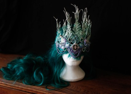 Mermaid crown sm