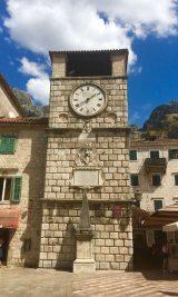 clock-in-kotor