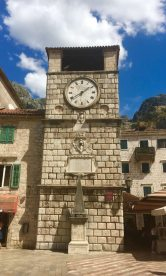 clock-in-kotor