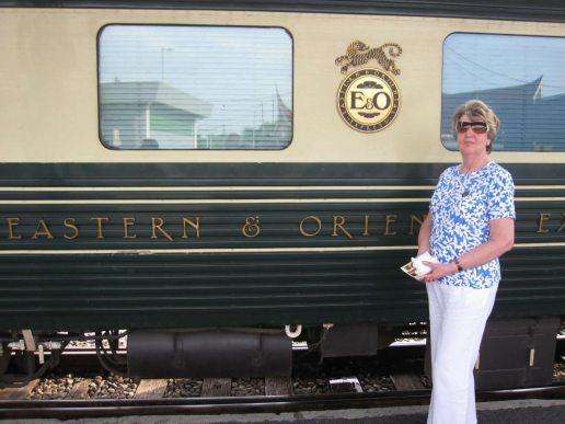Eastern and Oriental Express Bangkok to Singapore