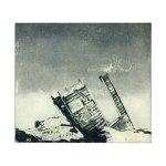 "Plow Wind (2000, 16x18"", 23x24"")"