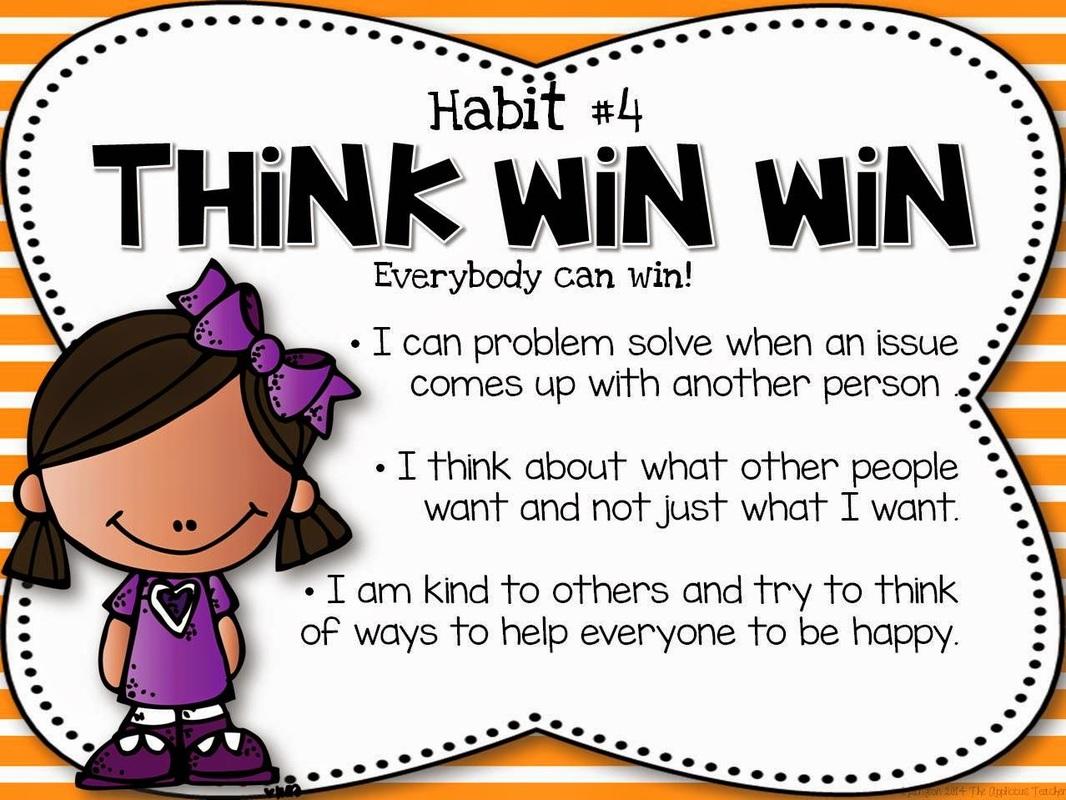 Habit 4 Think Win Win