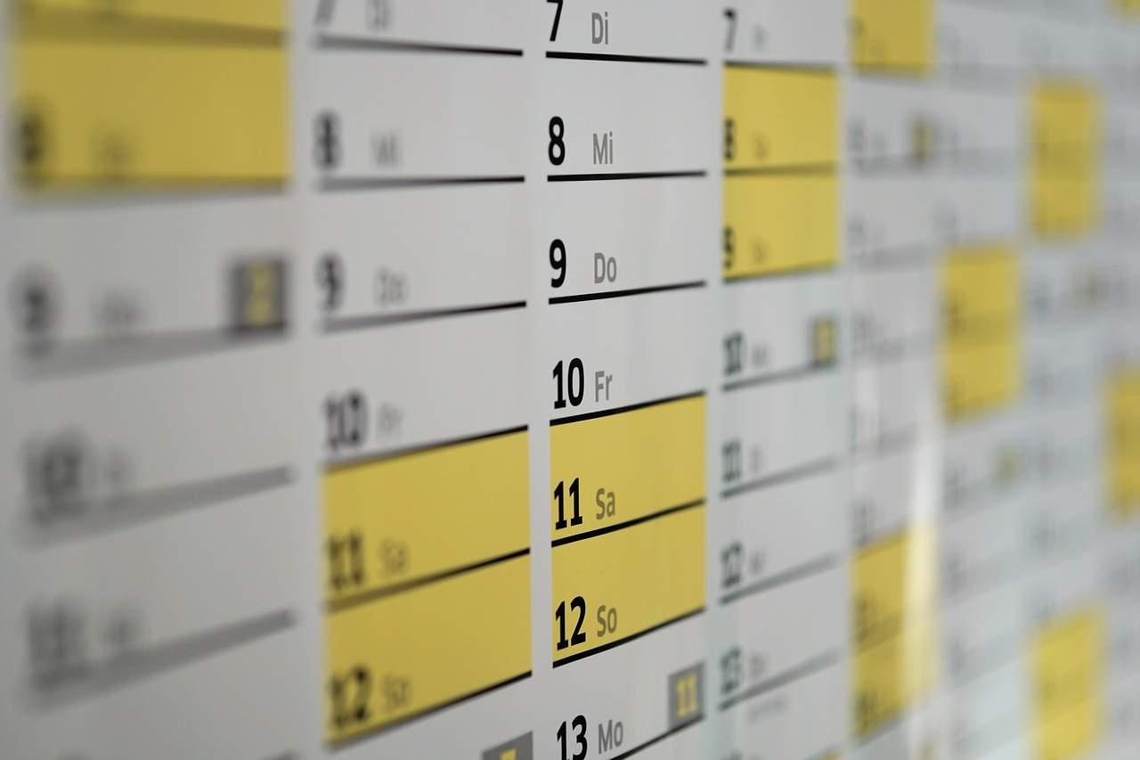 今日は何の日? 今月は何の月? 1月~12月カレンダー