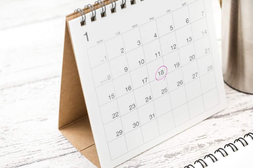 【暦注】六曜の意味と順番 一覧