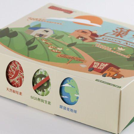 A級藻好蛋禮盒-育誠蛋品有限公司-1111商搜網