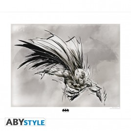 "DC COMICS - Collector Artprint - ""Batman sketch"" (50x40)"