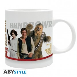STAR WARS - Tazza - 320 ml - Millenium Staff - subli - box x2