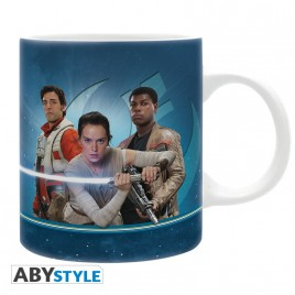 STAR WARS - Mug - 320 ml - New Resistance - subli - box x2